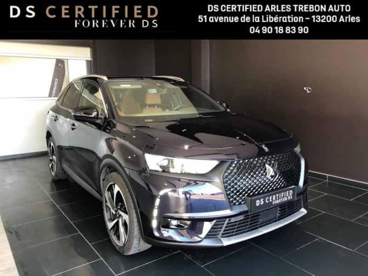 Ds DS 7 Crossback BlueHDi 180ch Grand Chic Automatique 113g