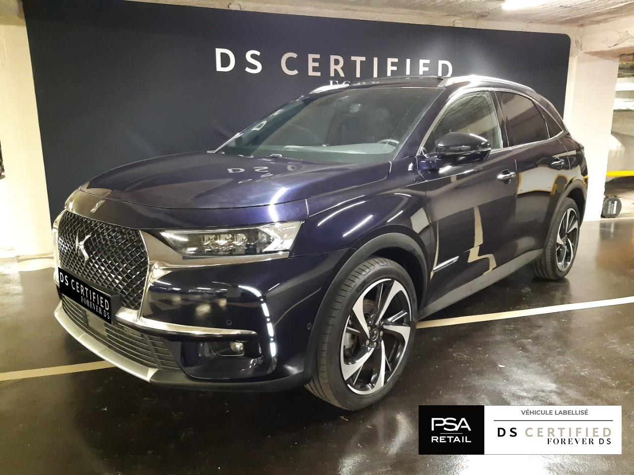 Ds DS 7 Crossback 7 Crossback PureTech 225 EAT8 Grand Chic