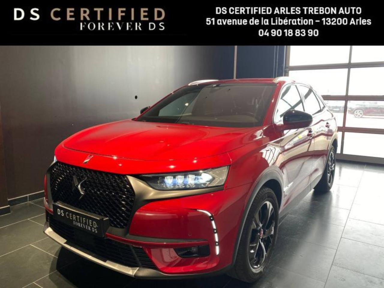 Ds DS 7 Crossback BlueHDi 130ch Performance Line