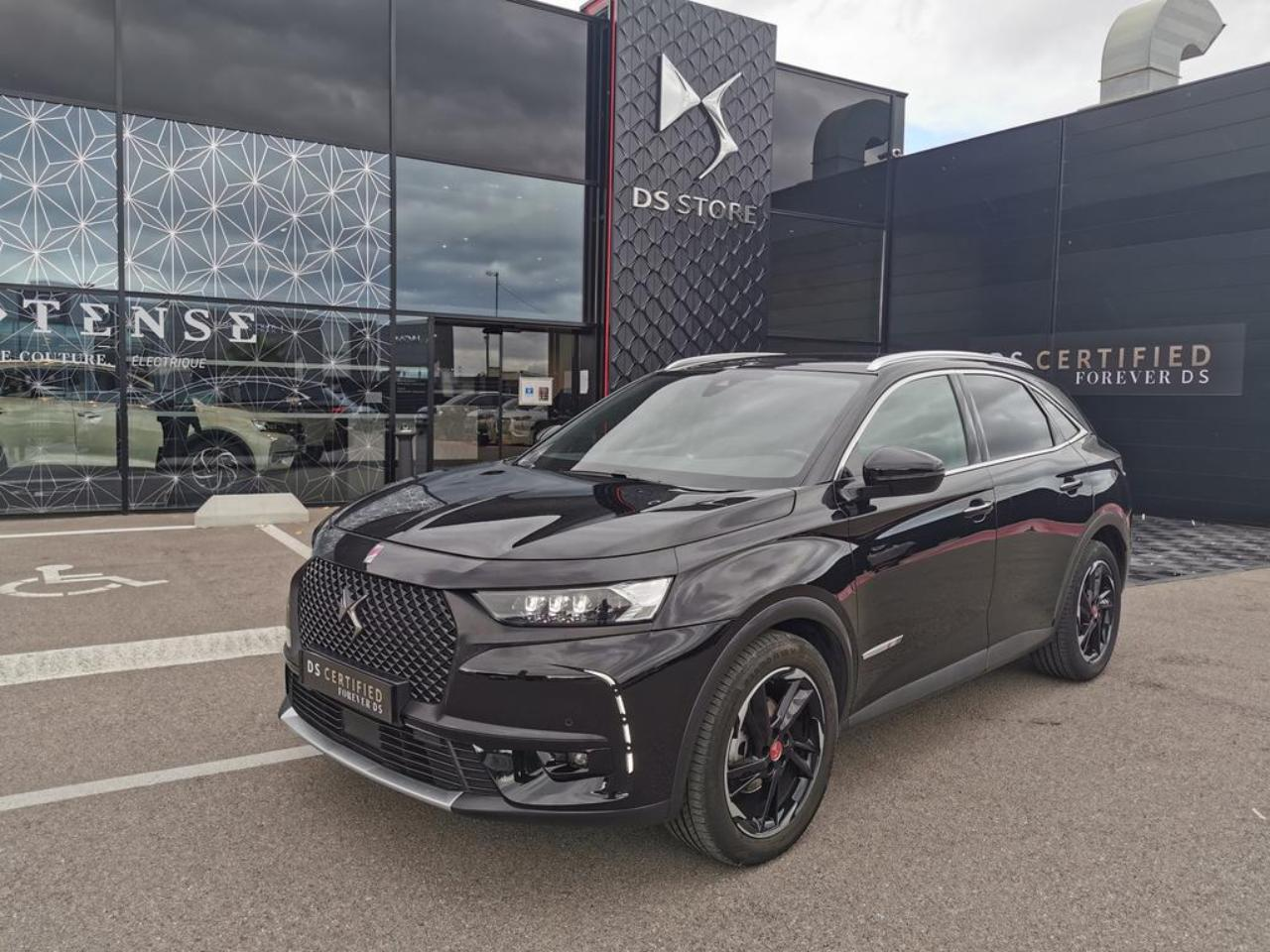 Ds DS 7 Crossback 7 Crossback BlueHDi 130 BVM6 Performance Line+