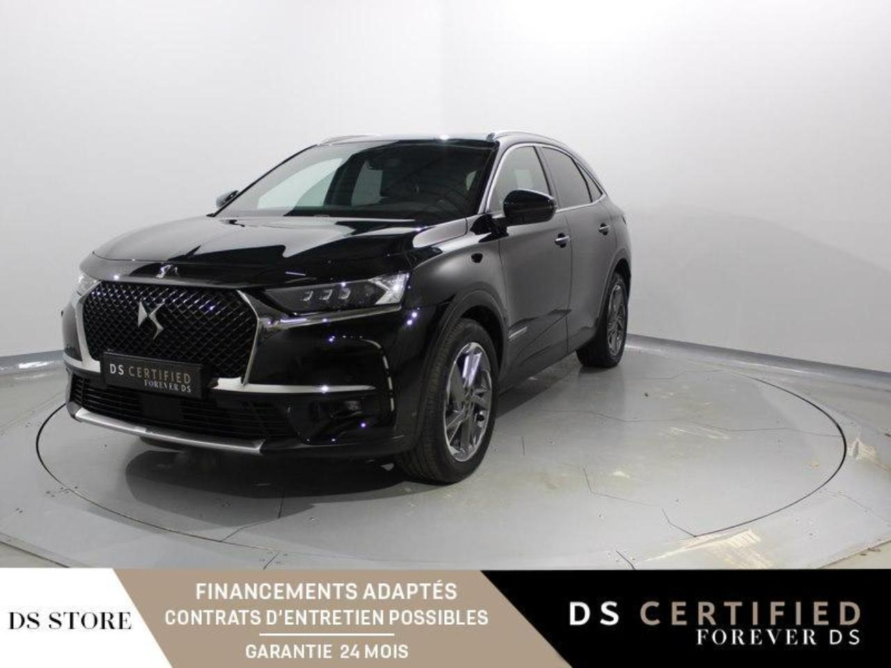 Ds DS 7 Crossback PureTech 180ch Grand Chic Automatique