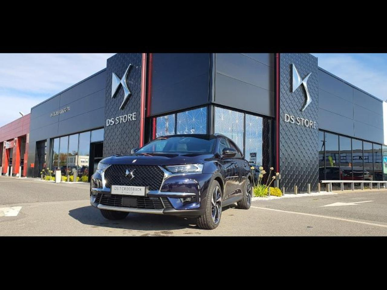 Ds DS 7 Crossback E-TENSE 4x4 300ch Grand Chic
