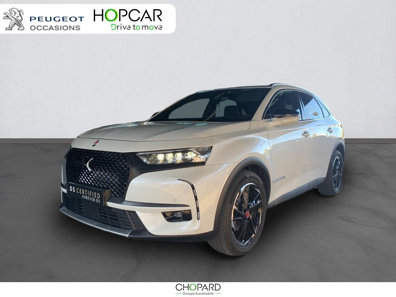 Ds DS 7 Crossback 7 Crossback BlueHDi 180 EAT8 Performance Line+