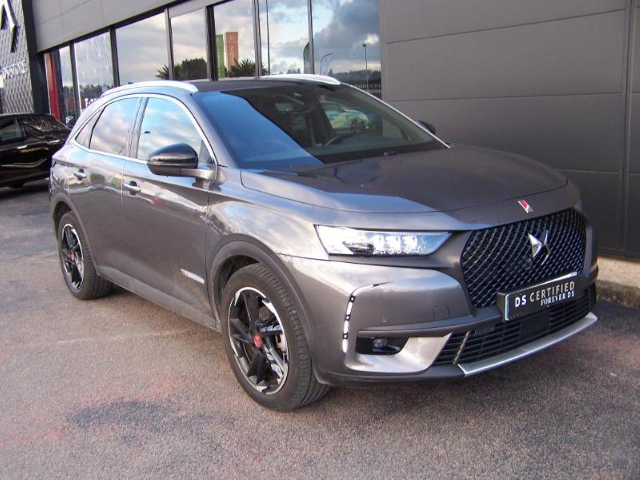 Ds DS 7 Crossback BlueHDi 130ch Performance Line + Automatique