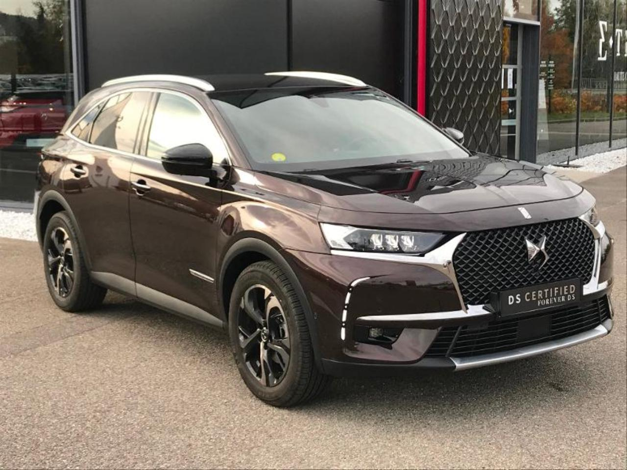 Ds DS 7 Crossback BlueHDi 130ch Drive Efficiency Executive Automatiq