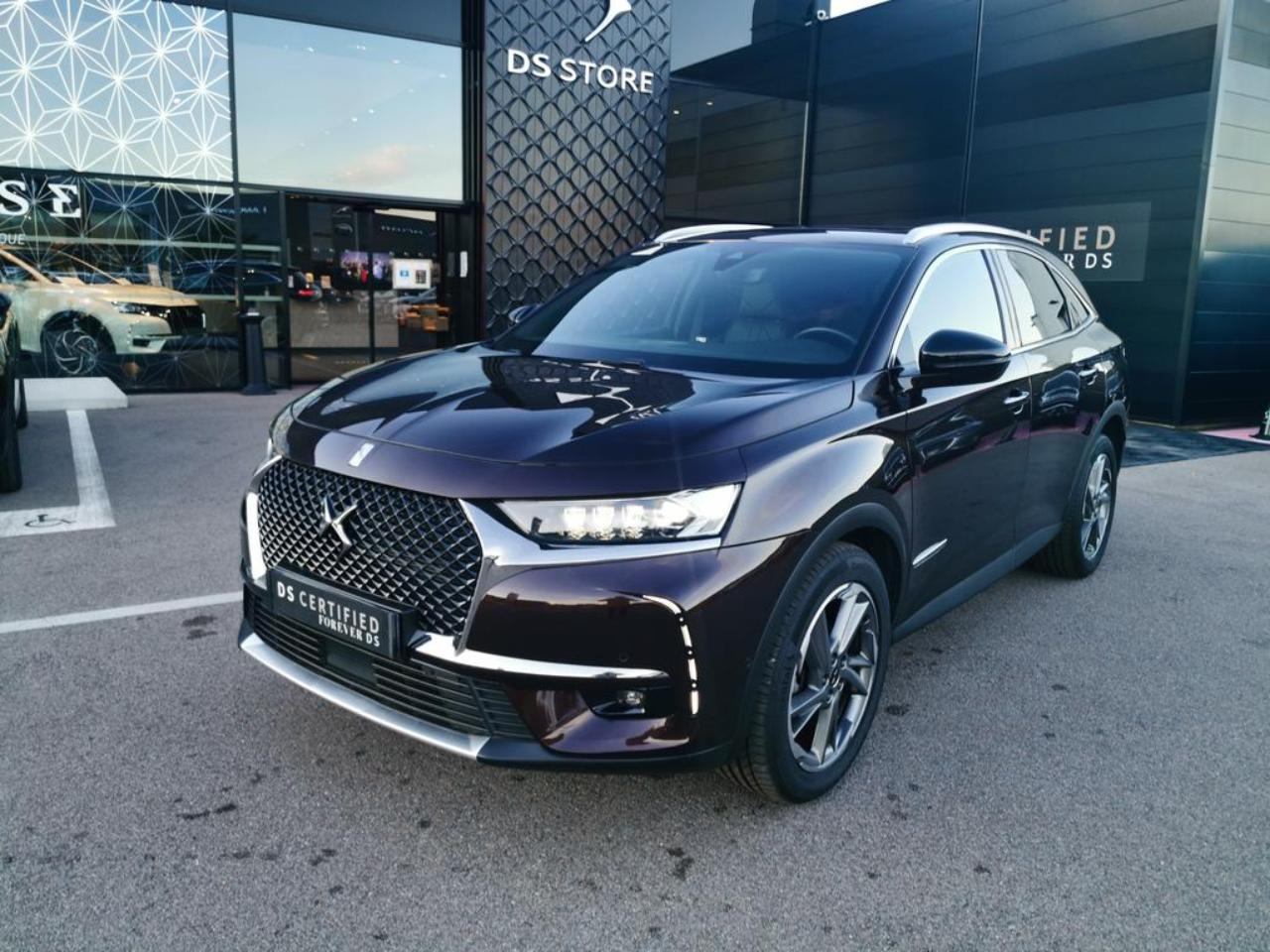 Ds DS 7 Crossback 7 Crossback BlueHDi 180 EAT8 Grand Chic