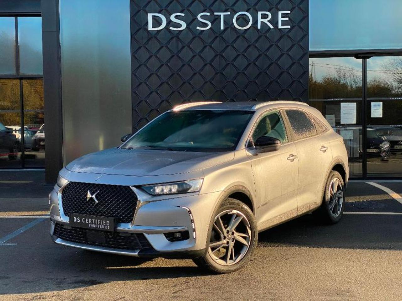 Ds DS 7 Crossback Crossback BlueHDi 180 Grand Chic EAT8