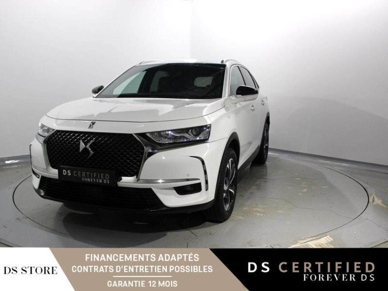 Ds DS 7 Crossback BlueHDi 130ch So Chic