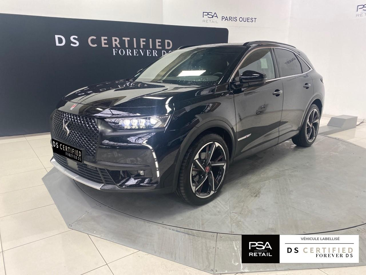 Ds DS 7 Crossback 7 Crossback PureTech 180 EAT8 Performance Line+