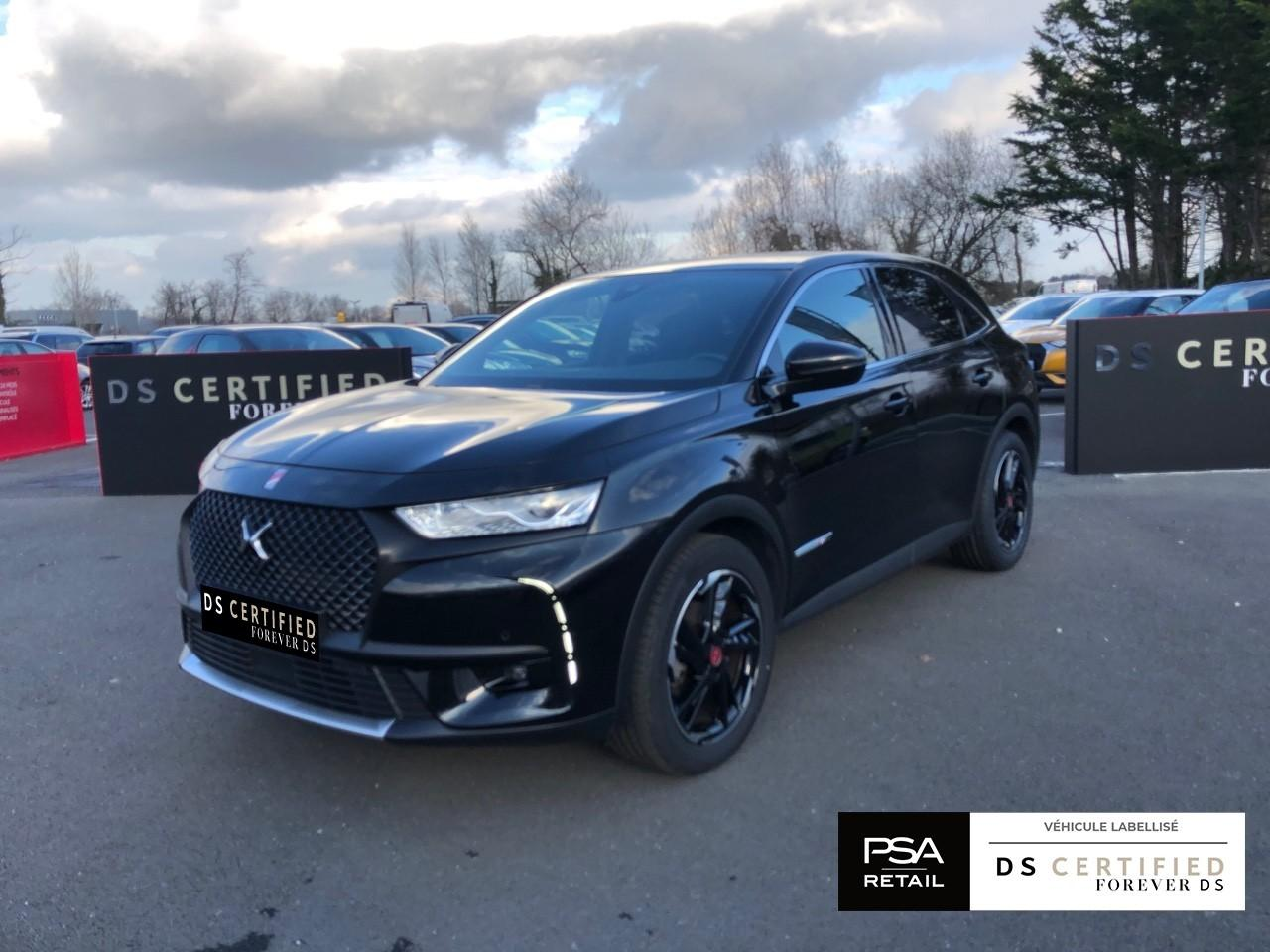 Ds DS 7 Crossback 7 Crossback BlueHDi 130 BVM6 Performance Line