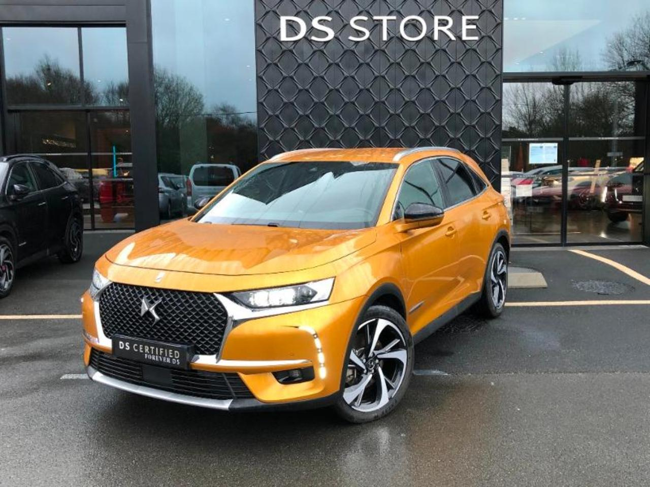 Ds DS 7 Crossback Crossback E-TENSE 4x4 300ch Executive + Options