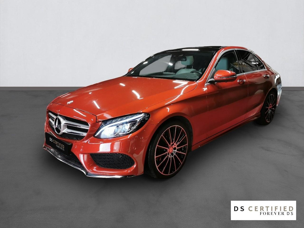 Mercedes Classe C 250 Fascination 9G-Tronic