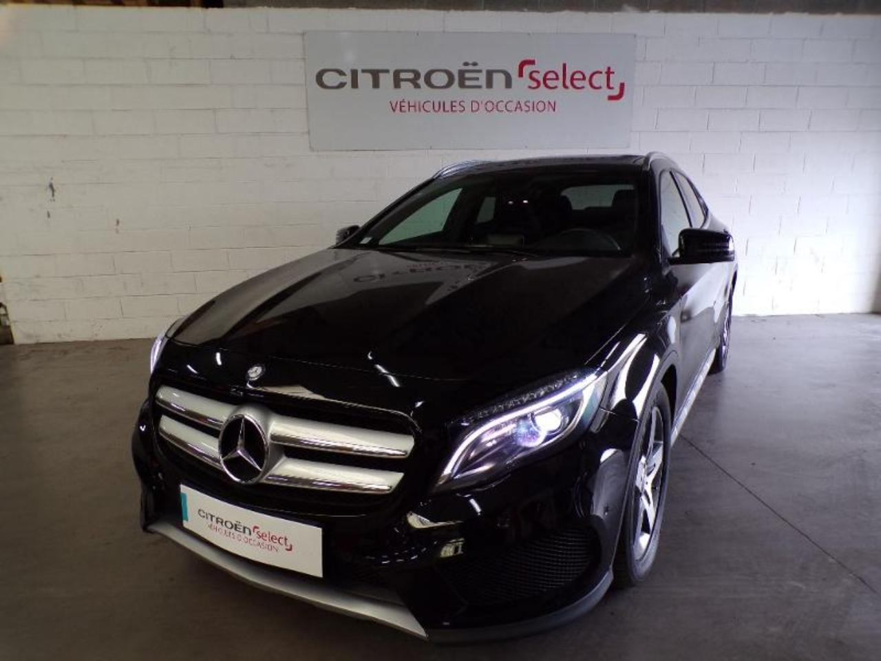 Mercedes GLA 220 CDI Fascination 4Matic 7G-DCT
