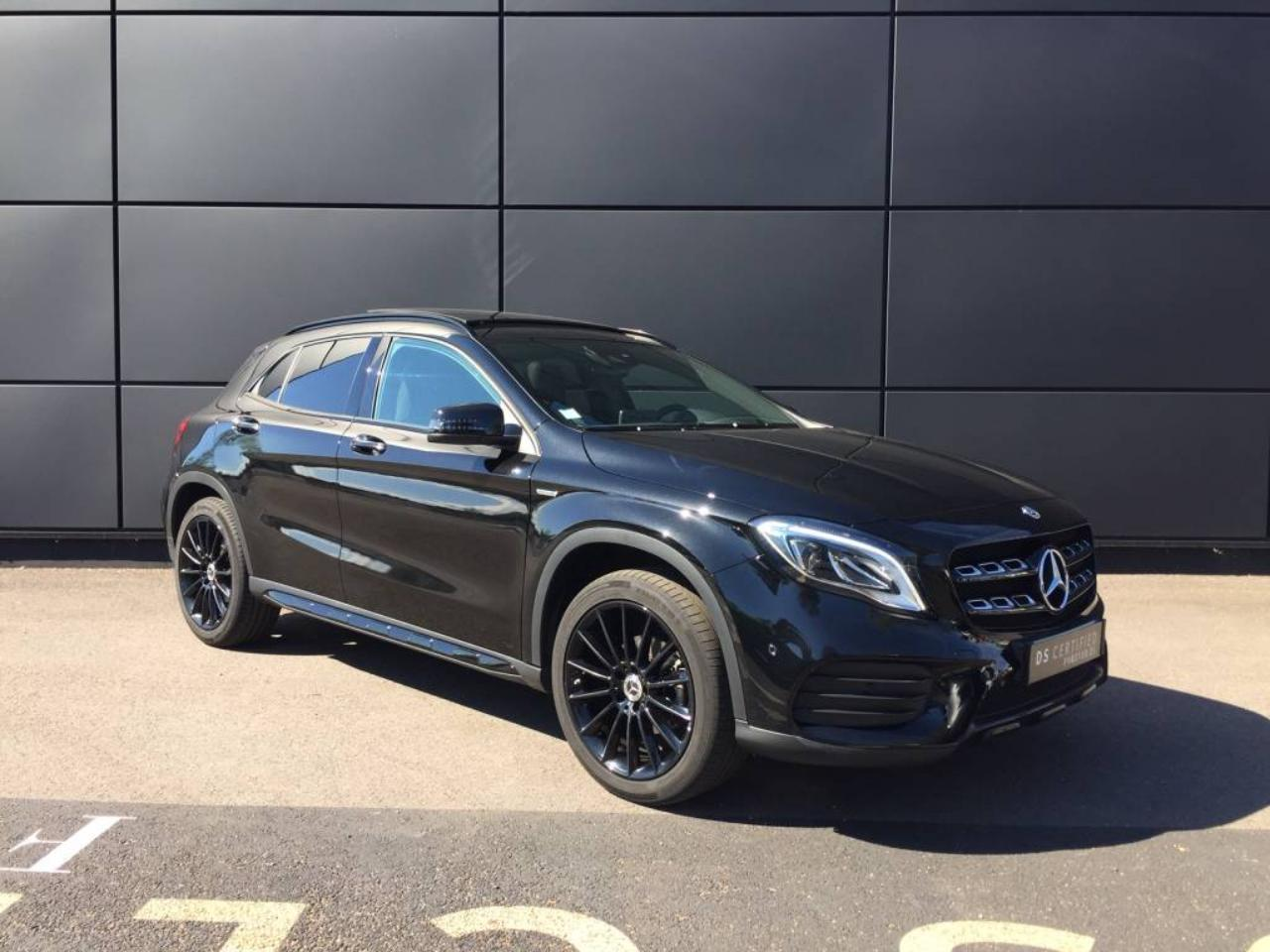 Mercedes GLA 200 Starlight Edition BVA7