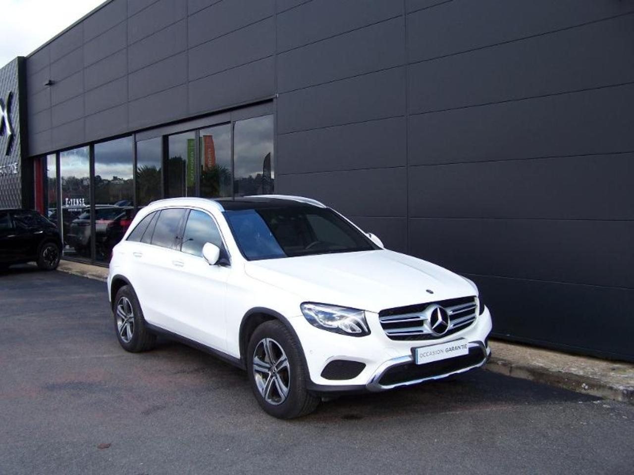 Mercedes GLC 250 d 204ch Executive 4Matic 9G-Tronic
