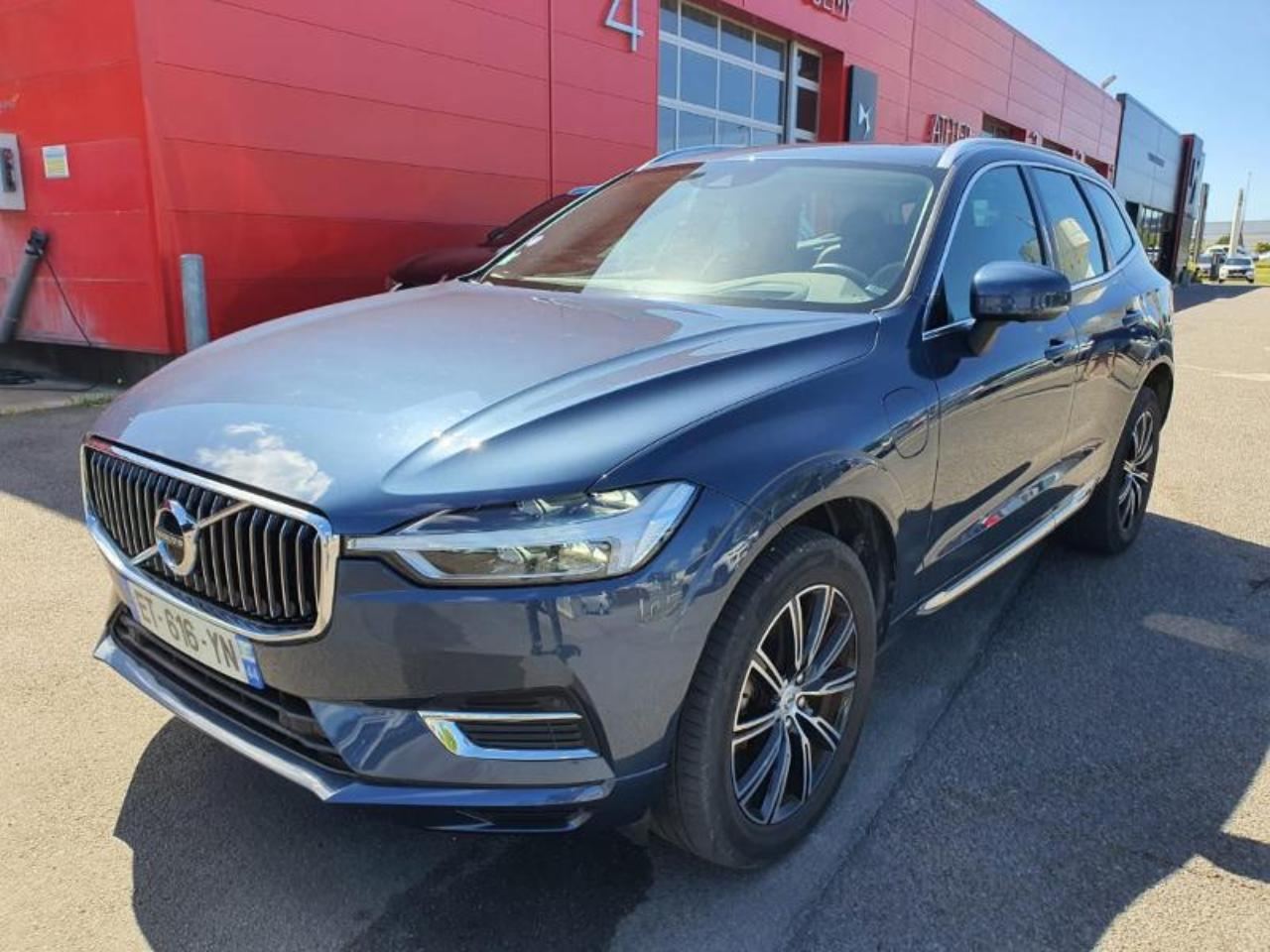Volvo XC60 T8 Twin Engine 320 + 87ch Inscription Geartronic