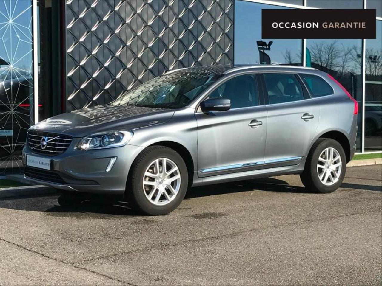 Volvo XC60 D4 190ch Summum Geartronic