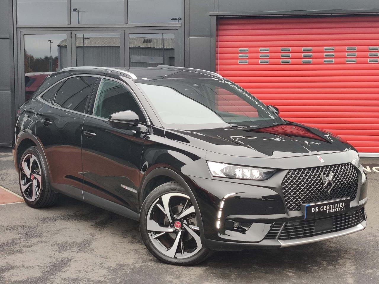 Ds DS 7 Crossback 2.0 BlueHDi Performance Line Crossback EAT8 (s/s)