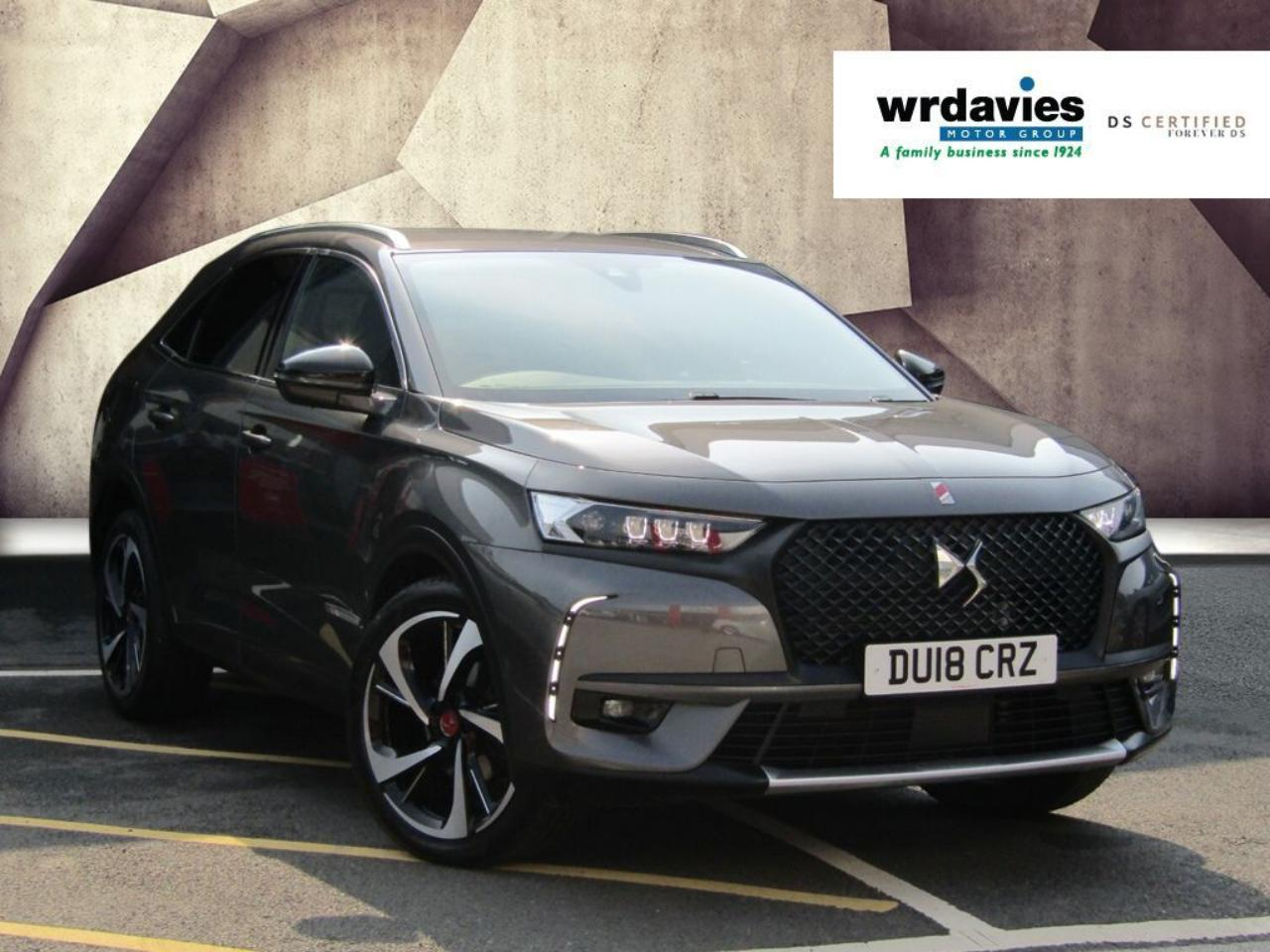 Ds DS 7 Crossback BLUEHDI PERFORMANCE LINE S/S EAT8