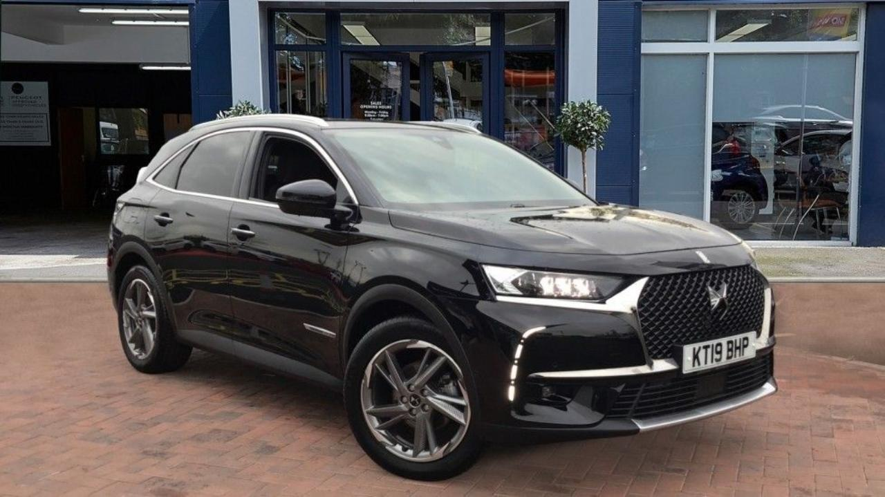 Ds DS 7 Crossback 2.0 BlueHDi Prestige Crossback EAT8 (s/s) 5dr
