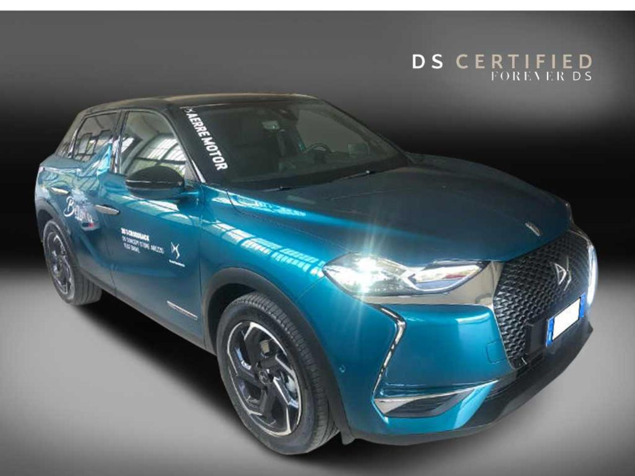 Ds DS 3 CROSSBACK 1.5 100CV SO CHIC