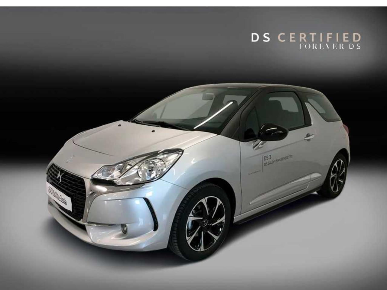 Ds DS 3 BlueHDi 75 Connected Chic