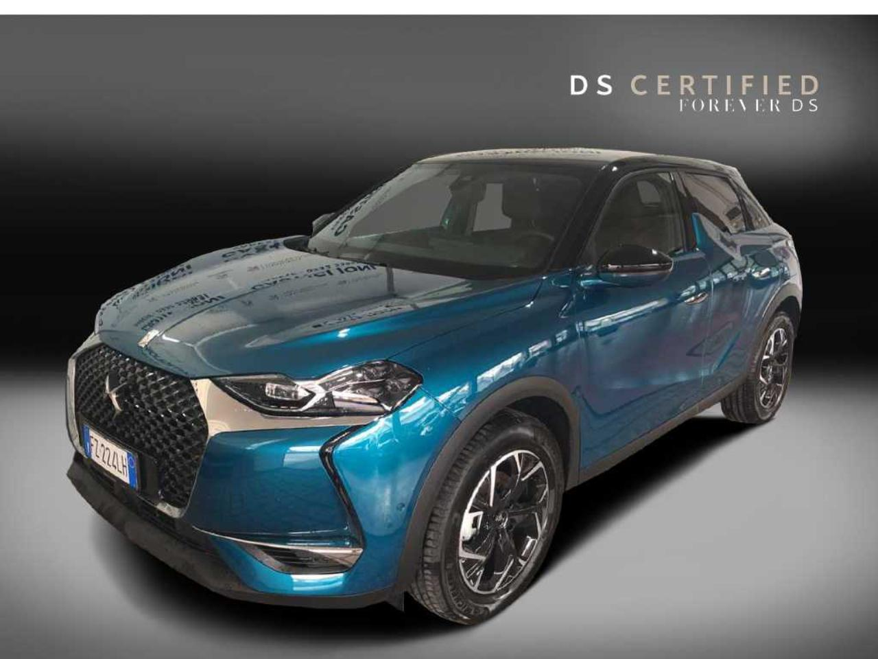 Ds DS 3 Crossback Business 1.5  BlueHDi 100 cv - Ex Veicolo Dimostra