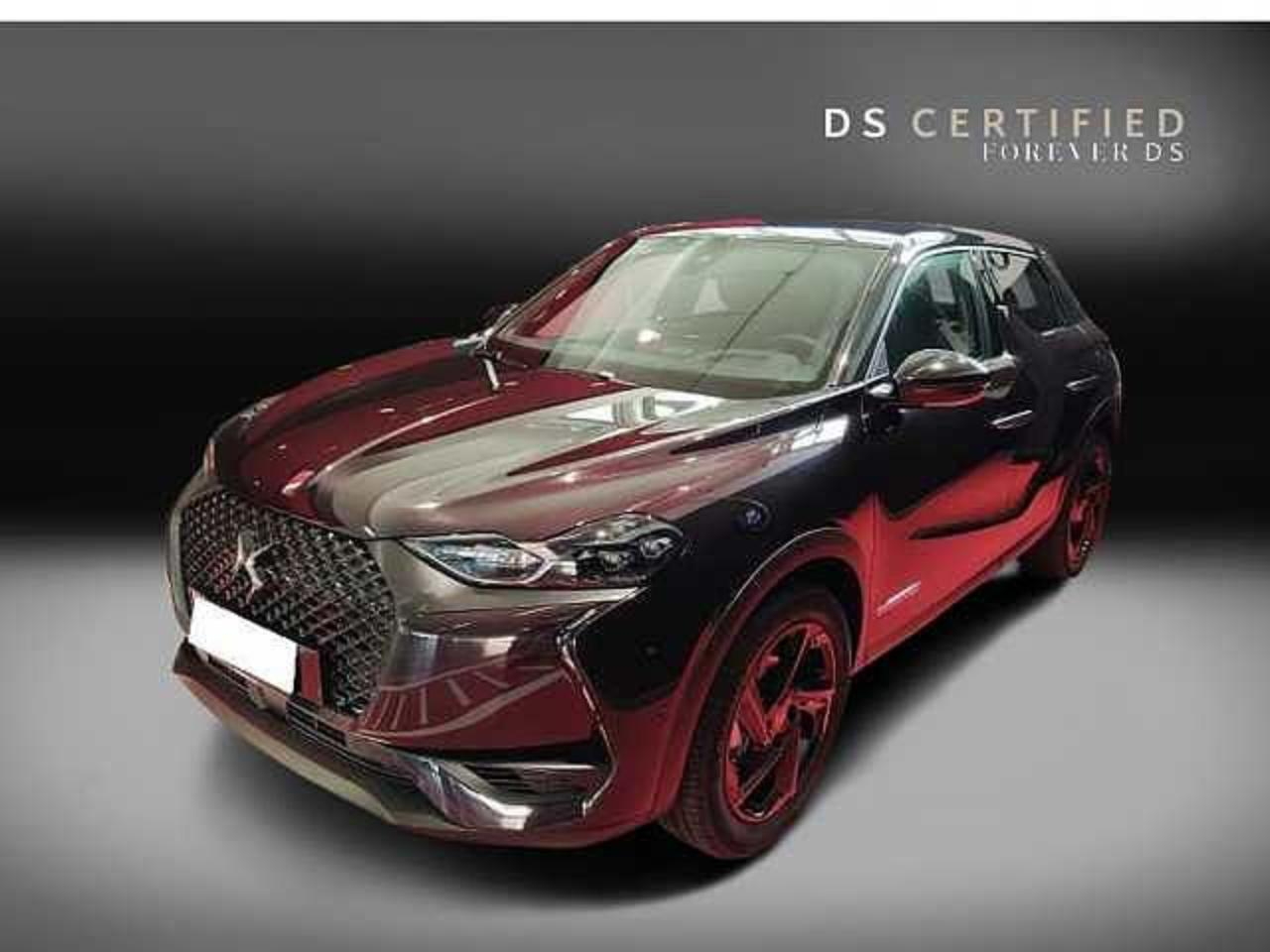 Ds DS 3 Crossback 1.2 PureTech 100cv PERFORMANCE LINE - FULL OPTIONA