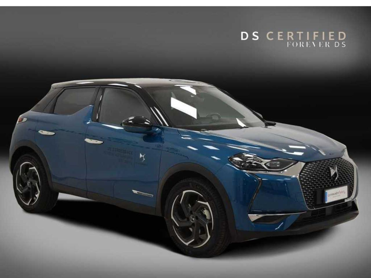 Ds DS 3 Crossback SO CHIC 1 2 PURETECH 155 CV EAT8