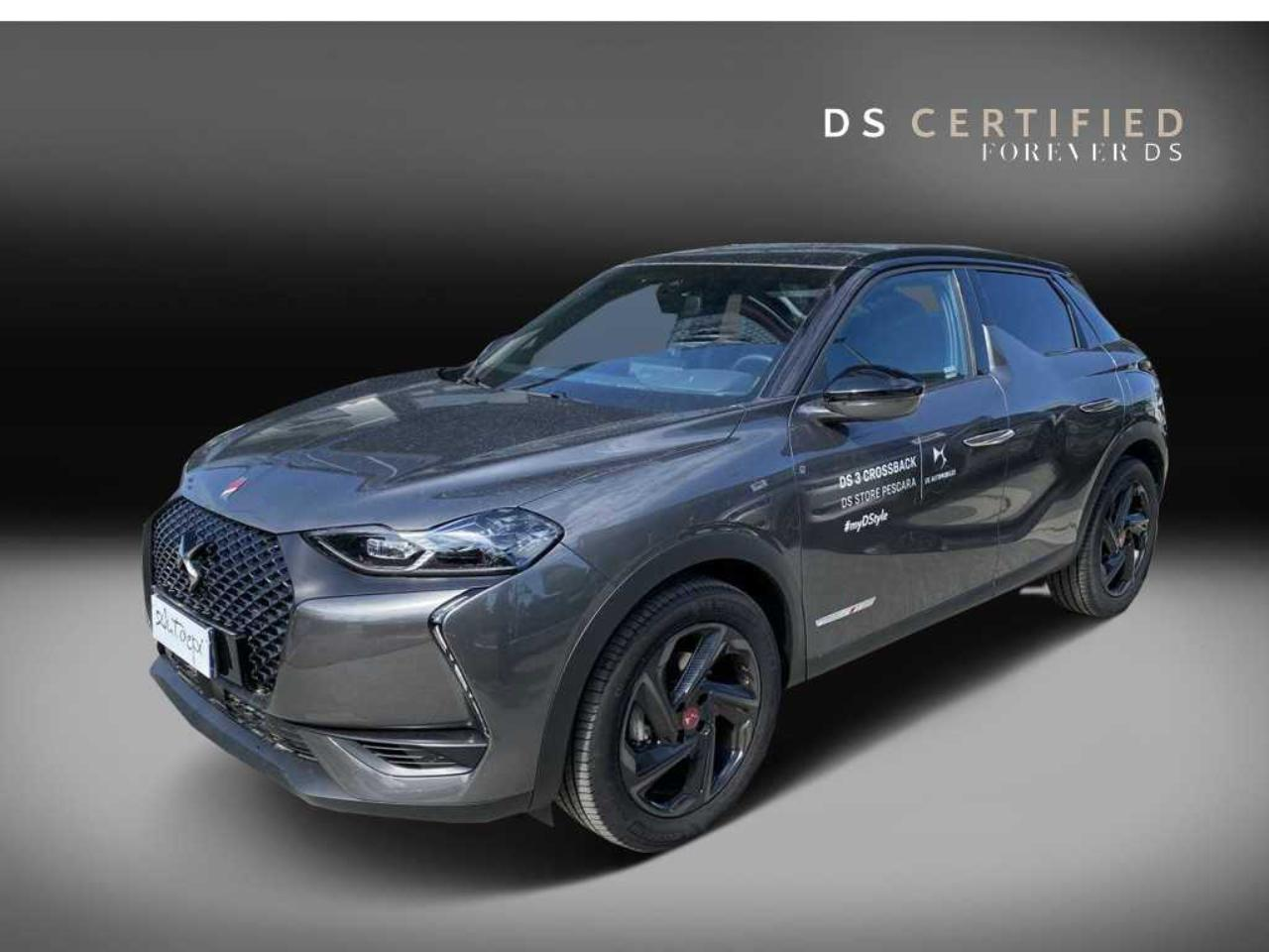 Ds DS 3 Crossback PureTech 130 aut. Performance Line