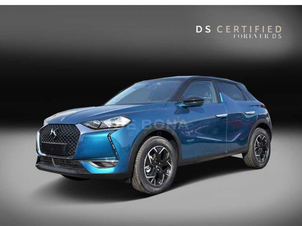 Ds DS 3 Crossback 1.5 bluehdi So Chic 100cv