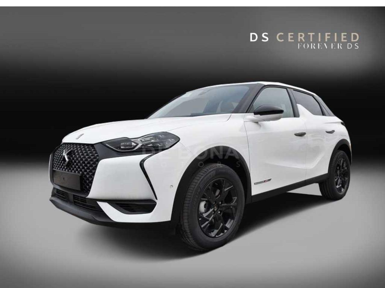 Ds DS 3 Crossback 1.5 bluehdi Performance Line 130cv auto