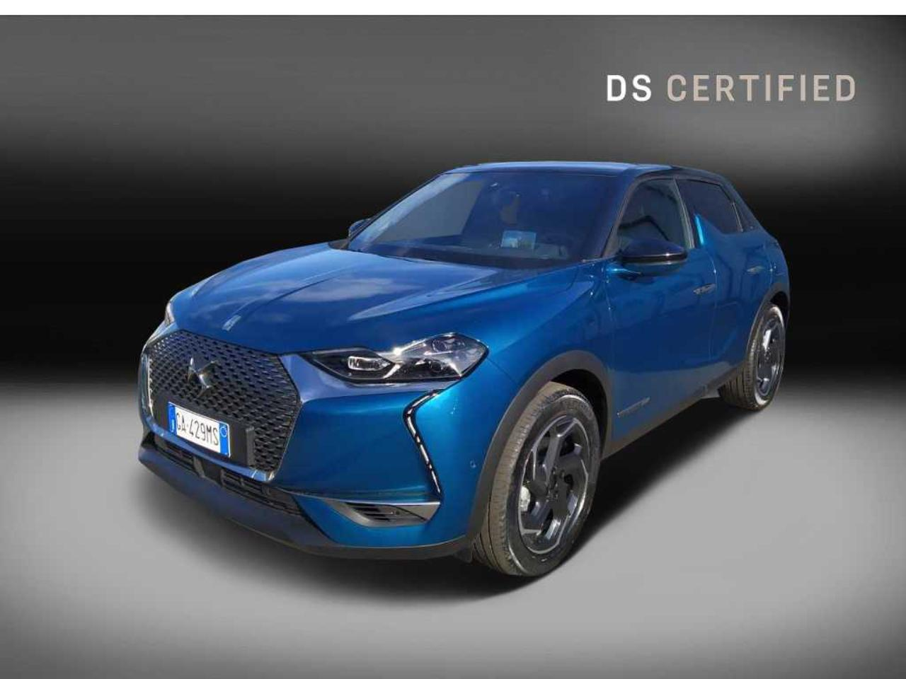 Ds DS 3 Crossback CB PT155AT S-CHIC