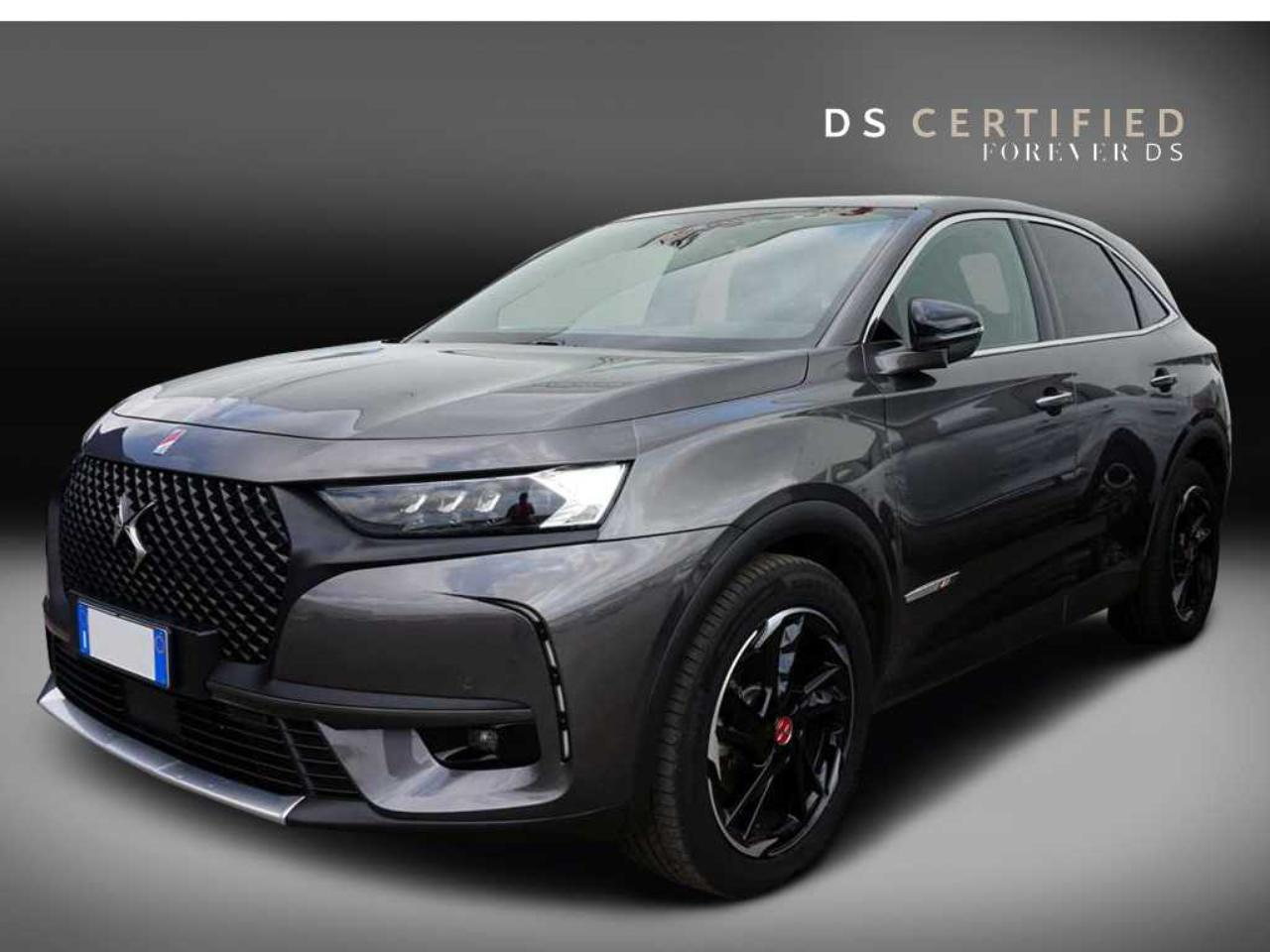 Ds DS 7 Crossback BlueHDi 180 aut. Performance Line