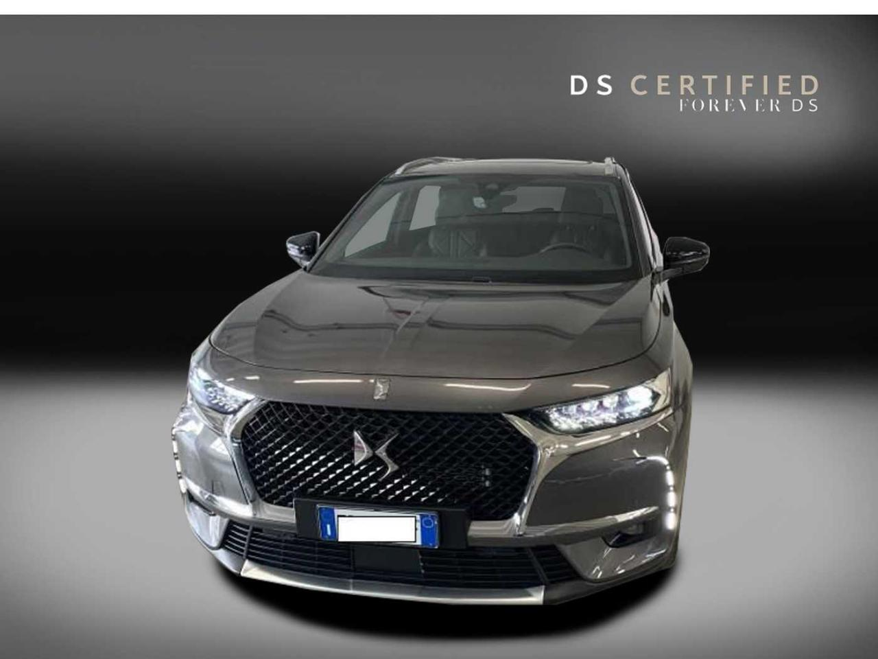 Ds DS 7 Crossback BLUEHDI 180 AUT. GR. CHIC