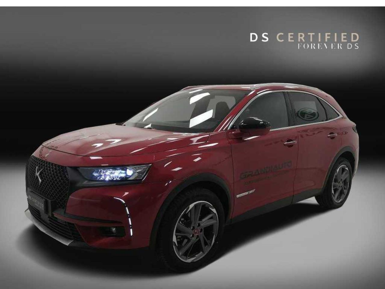Ds DS 7 Crossback BUSINESS PURE TECH 180 EAT 8