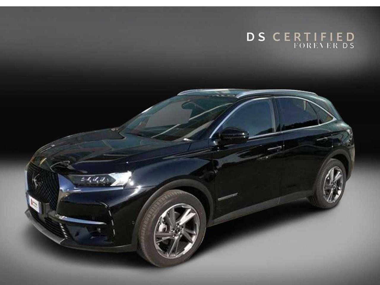 Ds DS 7 Crossback BlueHDi 180 aut. Grand Chic