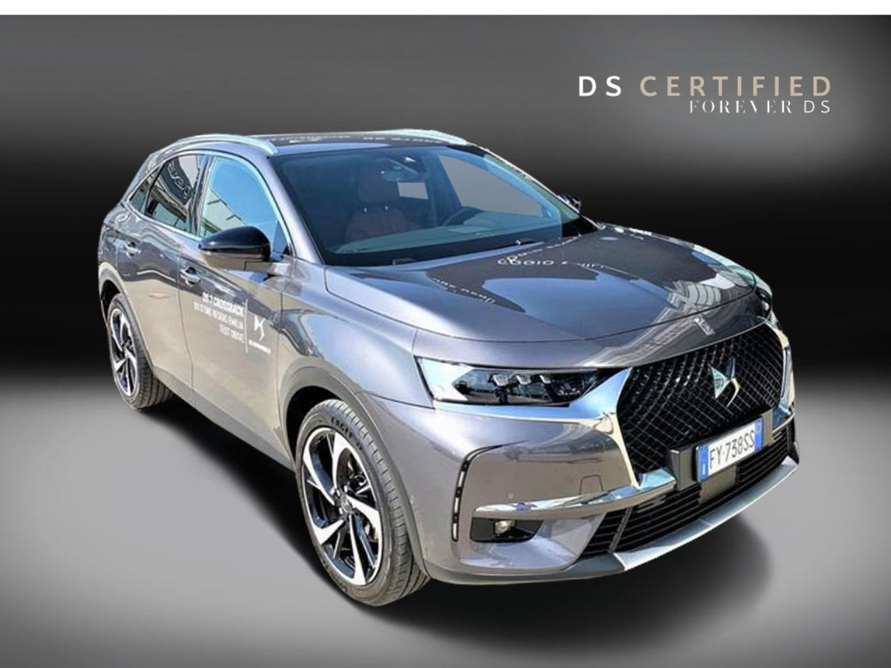 Ds DS 7 Crossback BlueHDi 130 aut. Grand Chic - ALEZAN - LED VISION