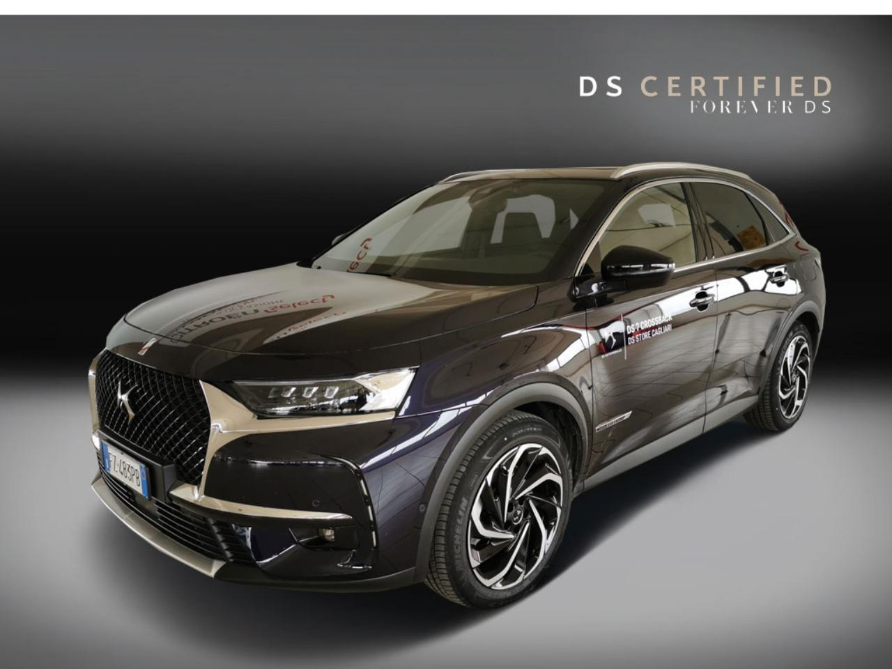 Ds DS 7 Crossback 300 HP E-Tense 4x4 Grand Chic