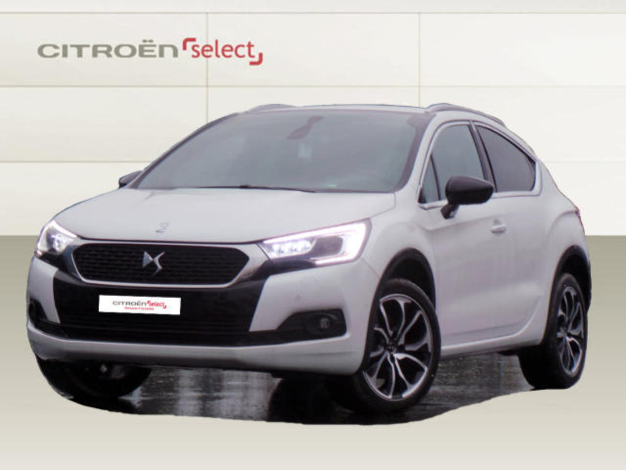 Ds DS 4 Crossback So Chic S