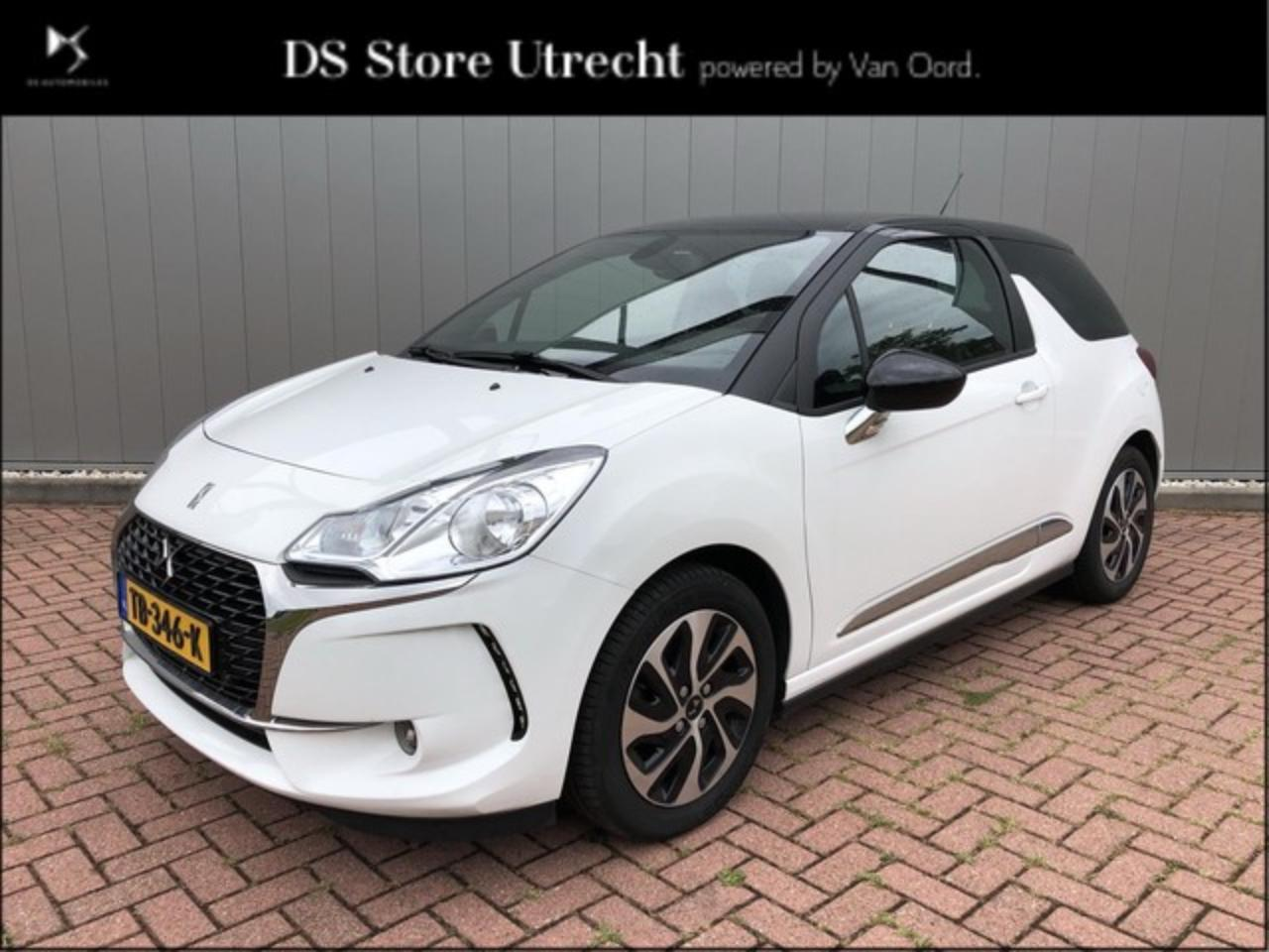 Ds Ds 3 1.2 VTi 82pk So Chic