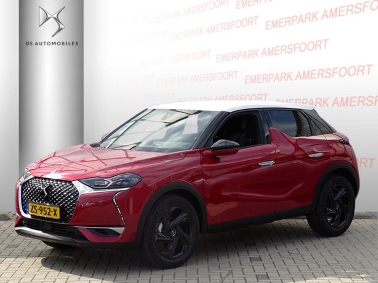 Ds DS 3 Crossback 1.2 PT So Chic Opera int. | DS Matrix LED Vision |