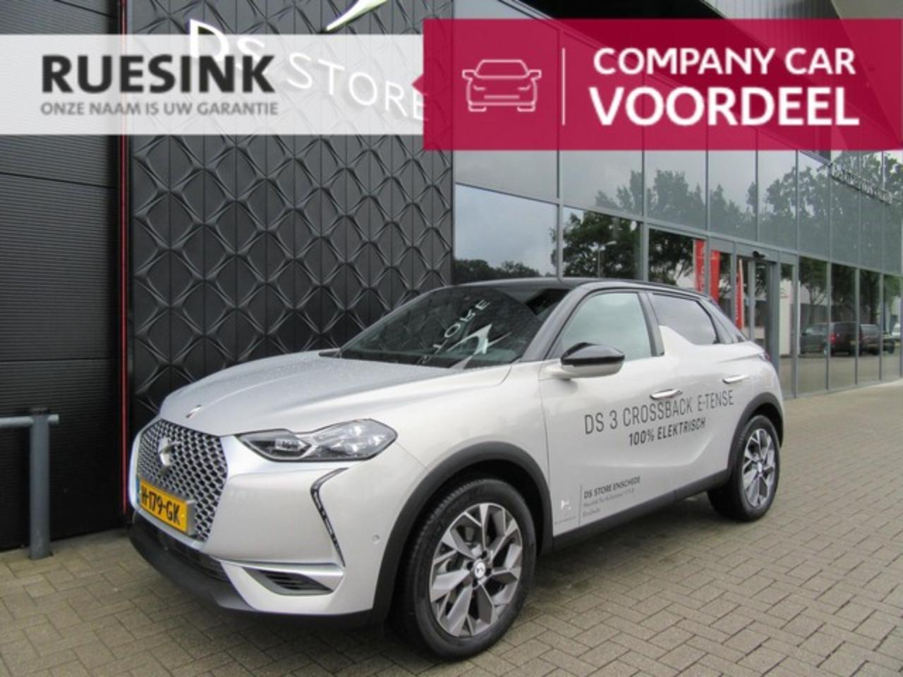 Ds DS 3 Crossback E-TENSE 50 kWh Grand Chic Auto FULL ELECTRIC