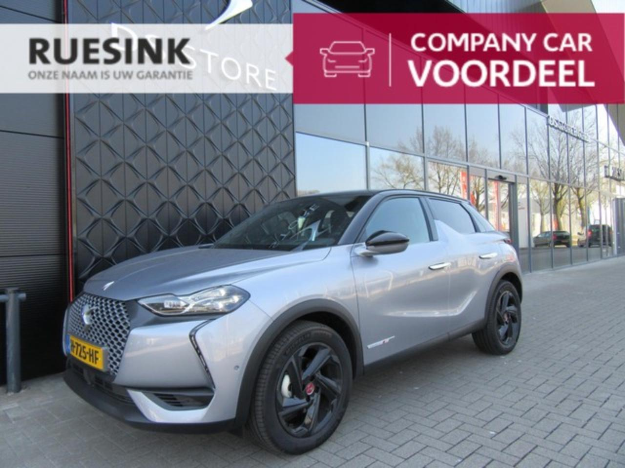 Ds DS 3 Crossback E-TENSE 8% BIJTELLING 100% ELECTRIC PERFORMANCE LI