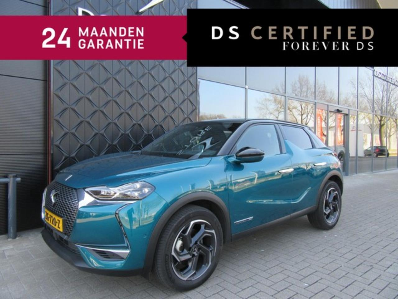 Ds DS 3 Crossback PureTech 130 Grand Chic Automatic OPERA Focal