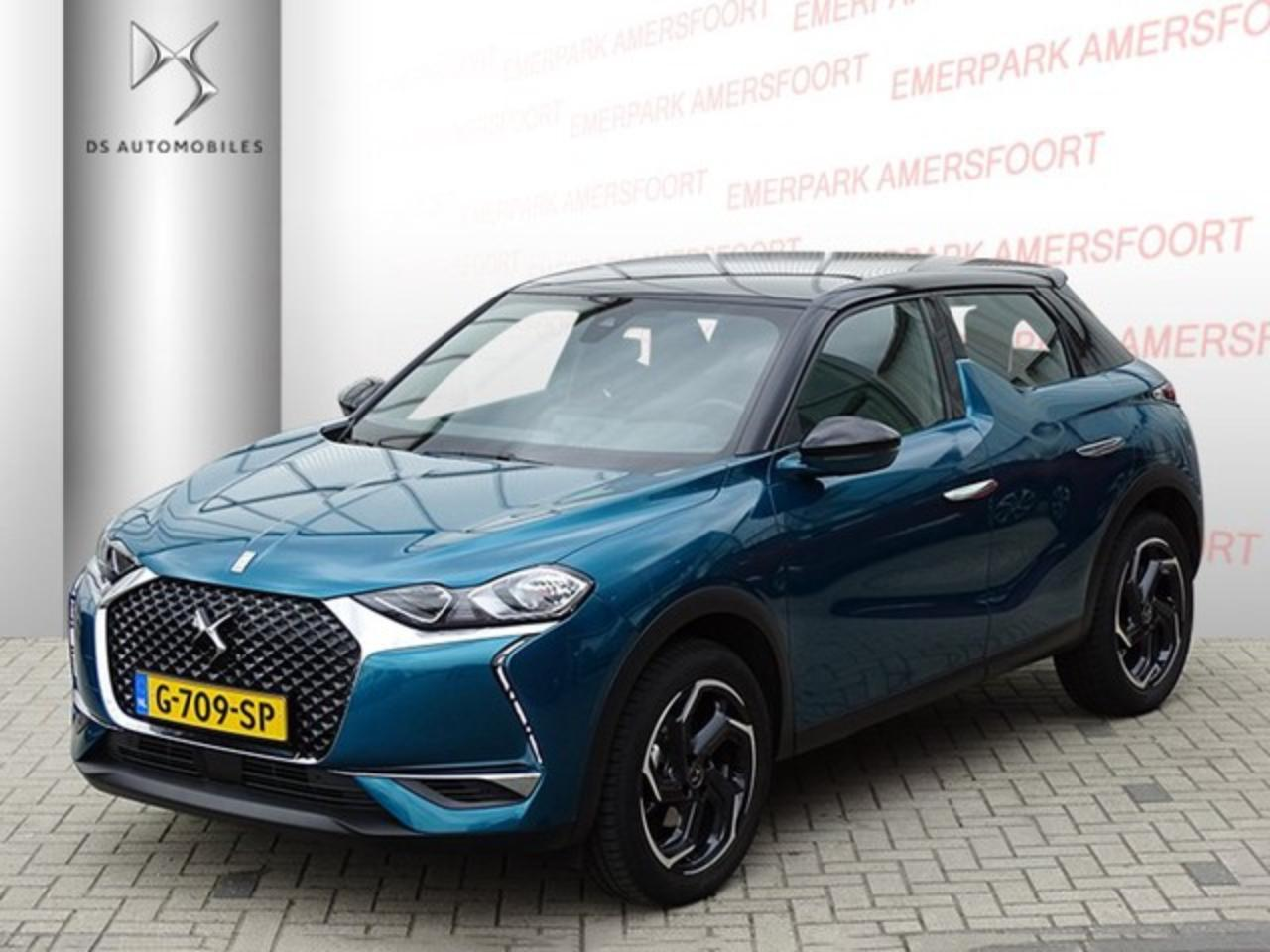 Ds DS 3 Crossback Business 1.5 HDi 100 DS Connect NAV | Achteruitrij