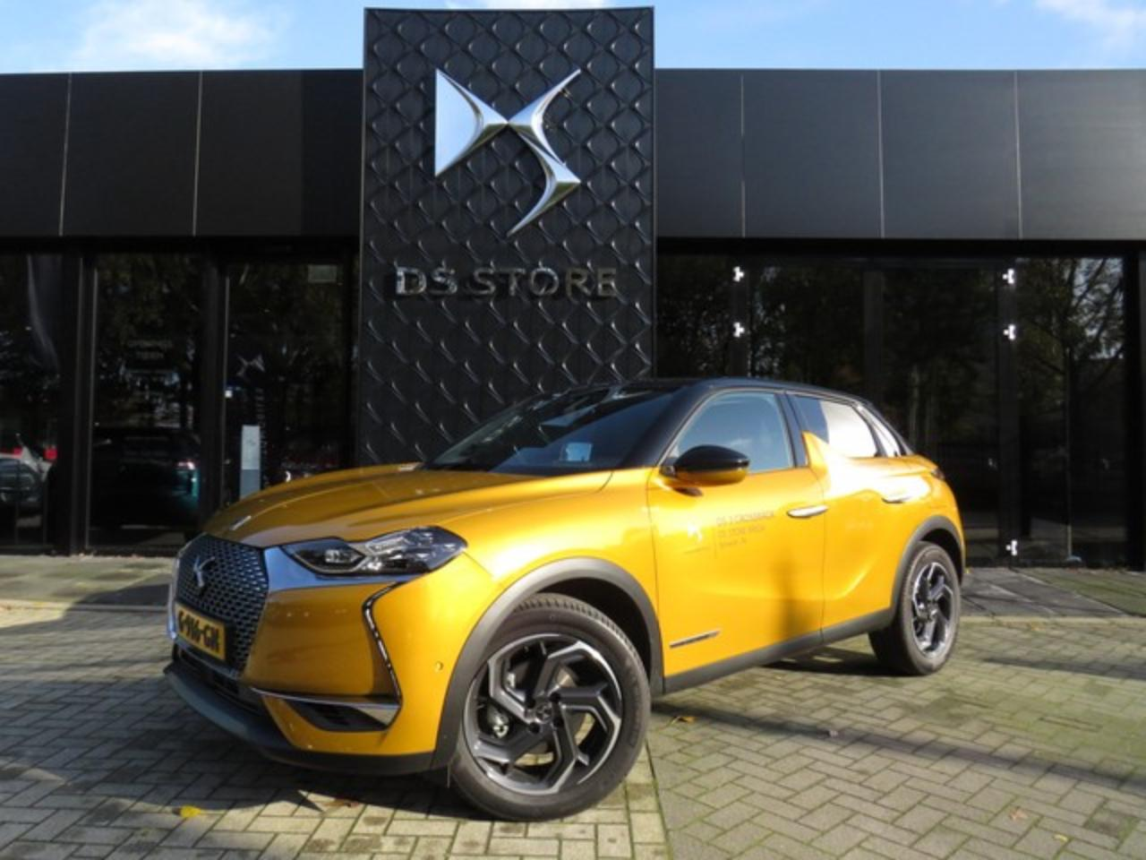 Ds DS 3 Crossback PT 130PK AUTOMAAT Grand Chic Full Options | Opera