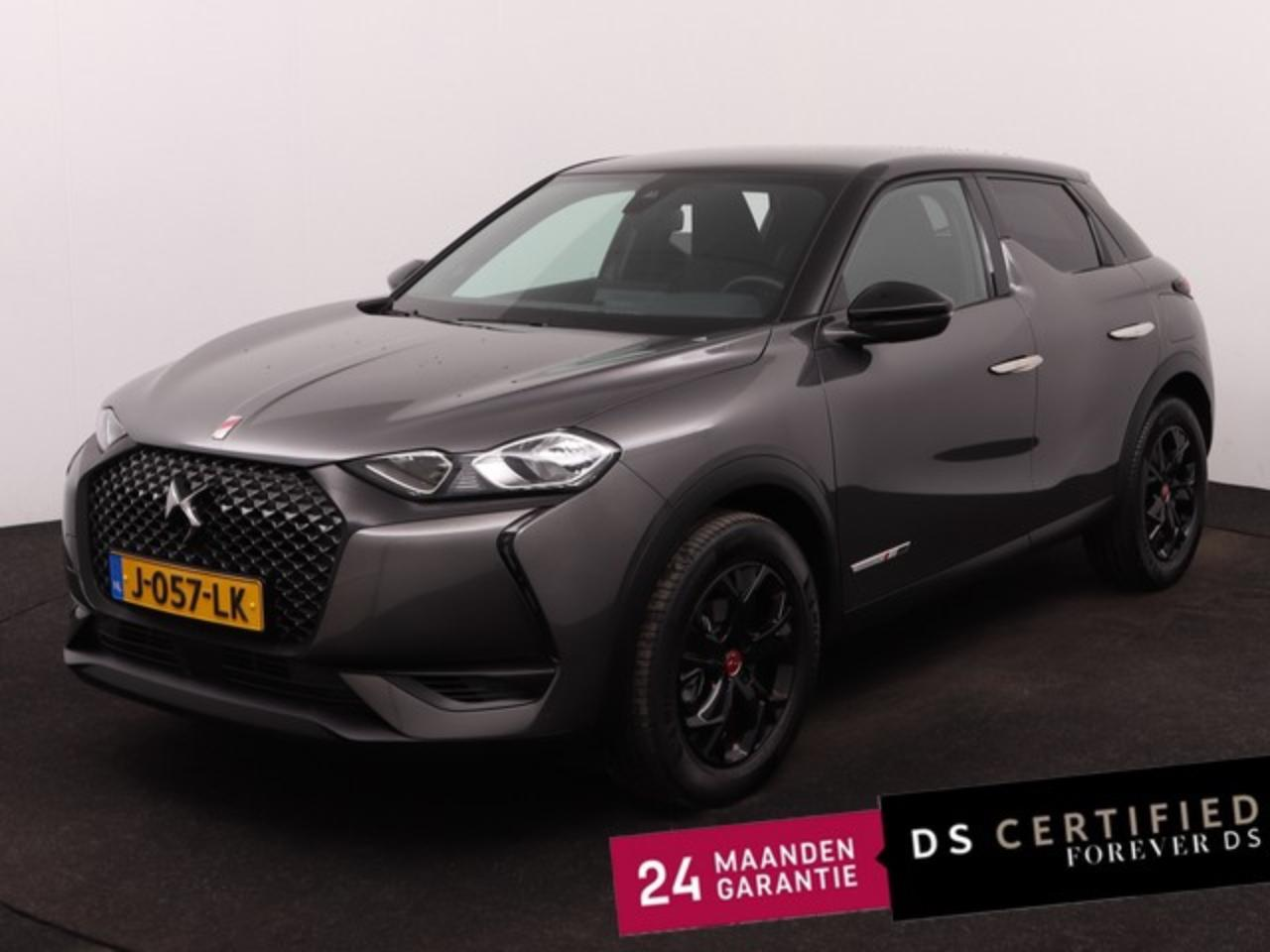 Ds DS 3 Crossback PureTech 100 Performance Line | Navigatie | Camera