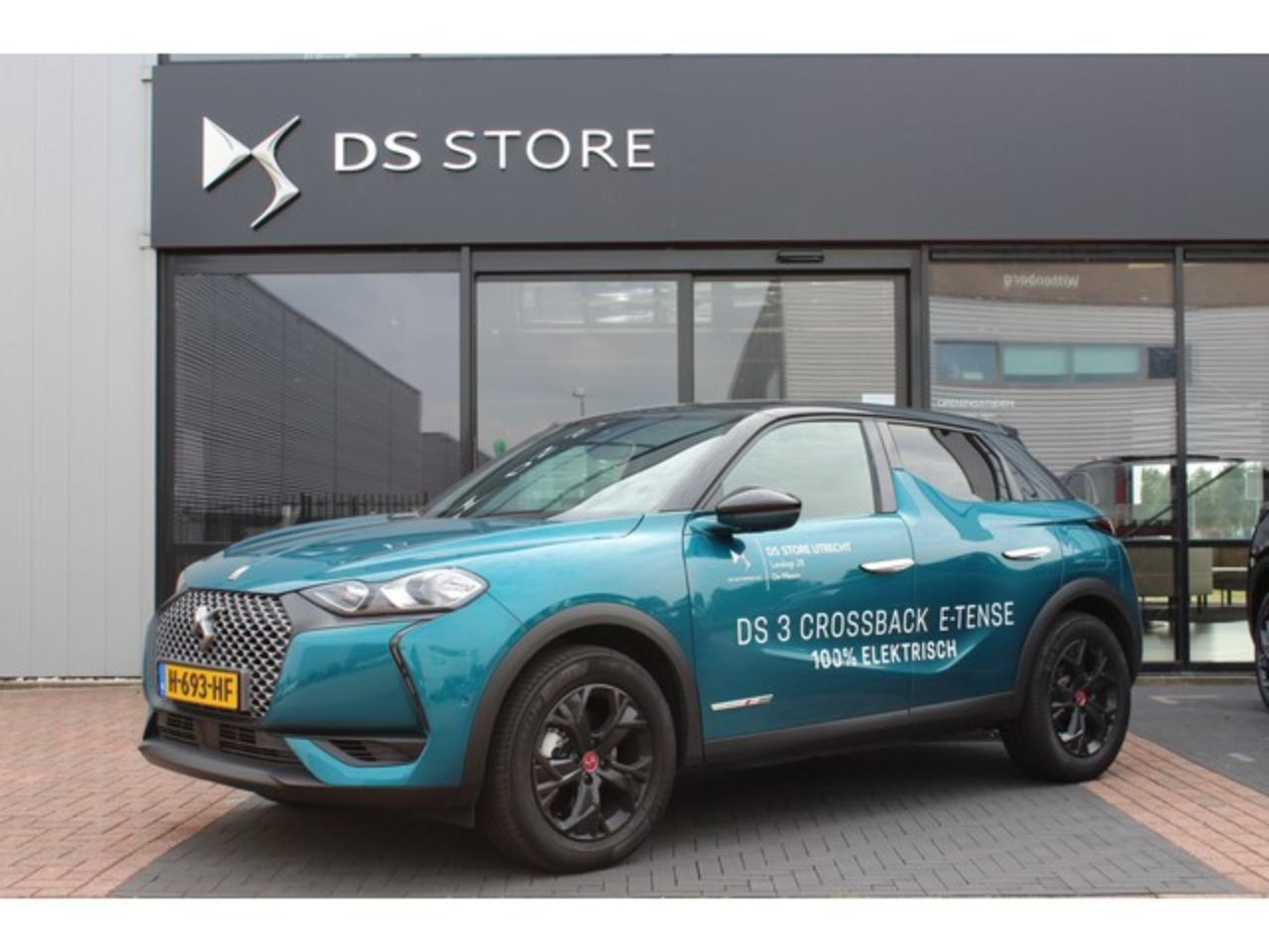 Ds DS 3 Crossback E-Tense Business 8 % Bijtelling