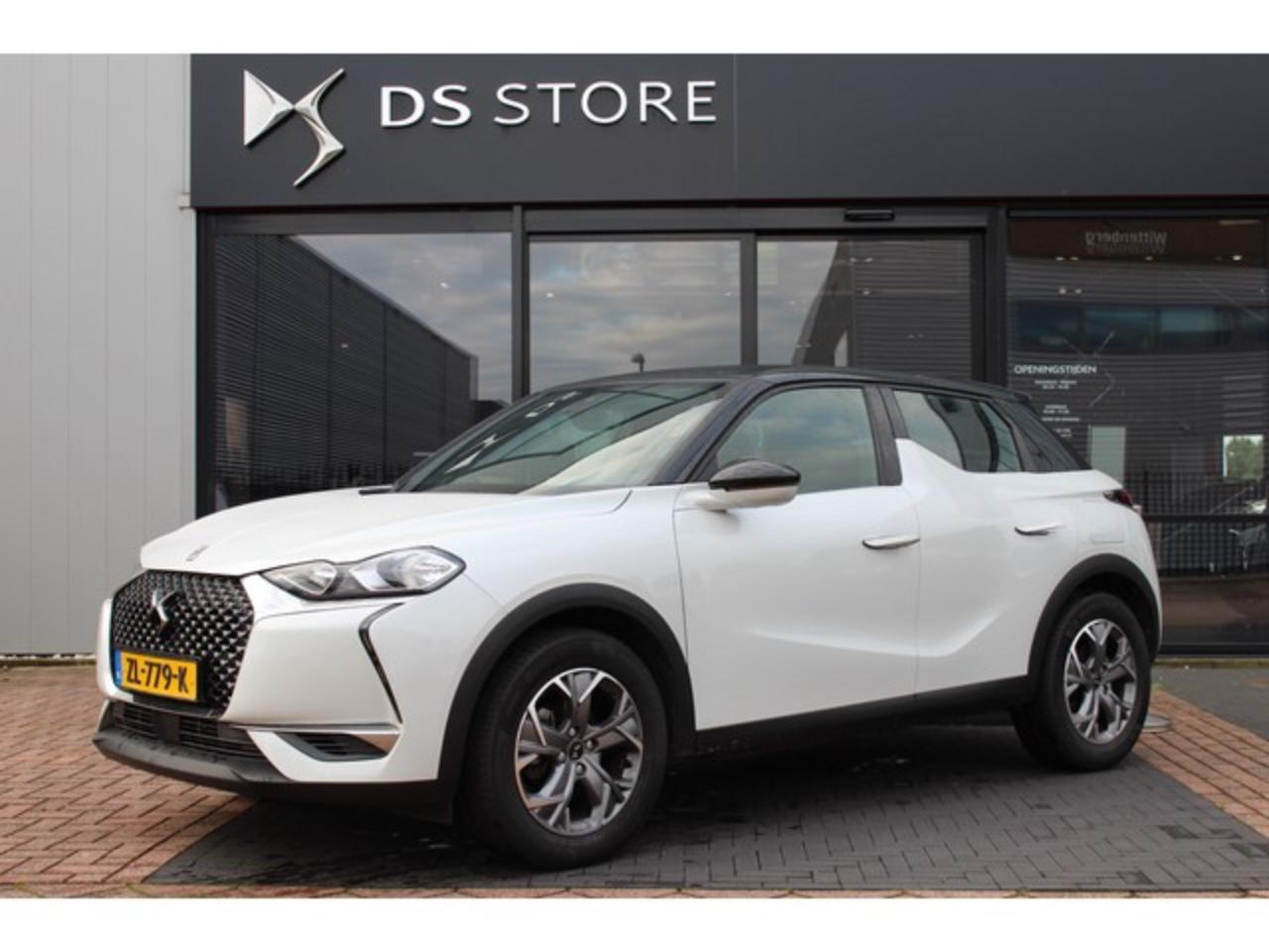 Ds DS 3 Crossback 1.2 PureTech 100pk Business